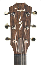 Taylor 414ce-R Acoustic Guitar with V Class Bracing | Headstock Front