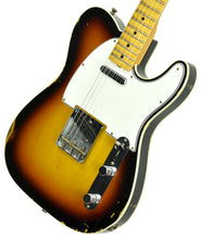 Fender Custom Shop 65 Custom Telecaster Relic | The Music Gallery | Front Angle 1