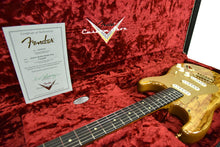 Fender Custom Shop Artisan Spalted Maple Stratocaster CZ543988 - The Music Gallery