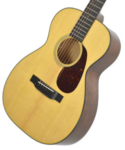 Martin 0-18 Acoustic Guitar |  Front Right | The Music Gallery