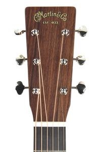 Martin 0-18 Acoustic Guitar | Headstock Front | The Music Gallery