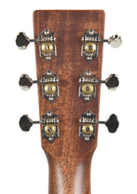 Martin 0-18 Acoustic Guitar | Headstock Back | The Music Gallery