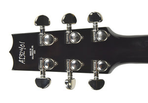 Used Heritage H535 Ebony w/OHSC SN# AI32401 | The  Music Gallery