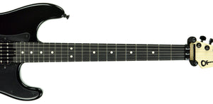 Used Charvel Pro-Mod So-Cal Style 1 HH FR E in Black MC184360 - The Music Gallery