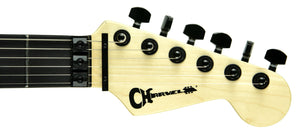 Used Charvel Pro-Mod So-Cal Style 1 HH FR E in Black MC184360