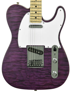 Fender Custom Shop Custom Deluxe Telecaster | The Music Gallery | Front Close