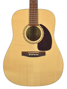 Simon and Patrick Woodland Mahogany Spruce Acoustic Guitar | Front