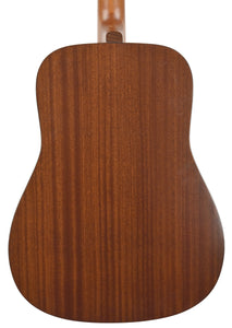 Simon and Patrick Woodland Mahogany Spruce Acoustic Guitar | Back