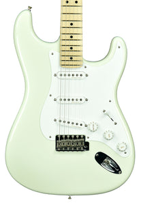 Fender Custom Shop Eric Clapton Strat Masterbuilt by Todd Krause Olympic White