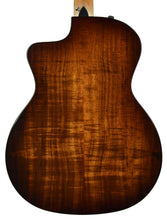 Used Taylor 224CE-K DLX Acoustic Electric 2111217358