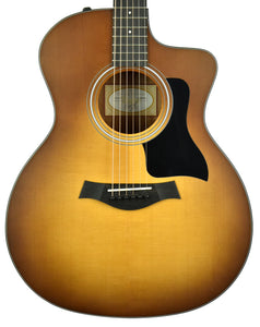 Taylor Guitars 114ce-SB Acoustic Electric in Sunburst 2110029441