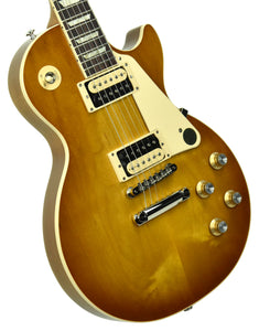 Gibson USA Les Paul Classic in Honeyburst 130290290 - The Music Gallery