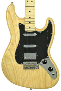 Fender Alternate Reality The Sixty-Six in Natural MX18185121 - The Music Gallery
