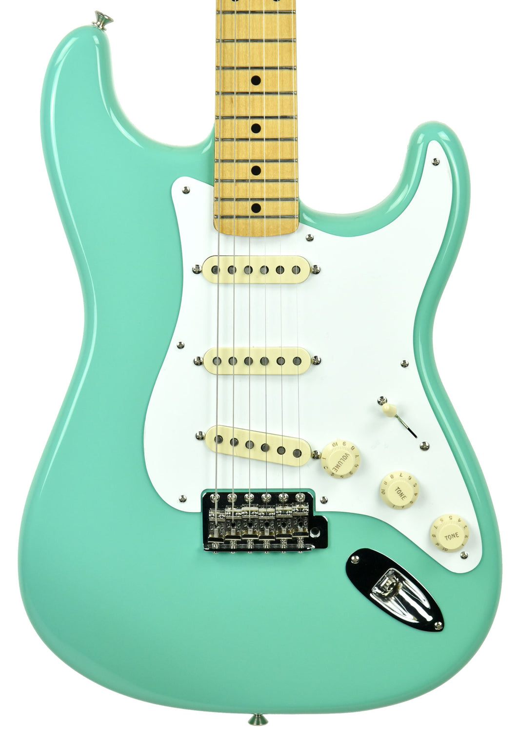 Fender Vintera 50s Stratocaster in Seafoam Green MX19089034 - The Music Gallery