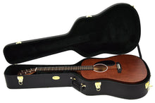Martin DRS1 Acoustic Guitar | Case Open