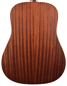 Martin DRS1 Acoustic Guitar | Back