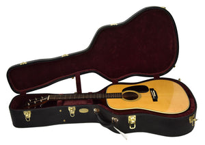 Martin Elvis Presley Signature Acoustic Guitar | Case Open