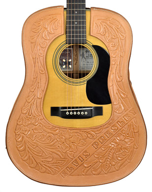 Martin Elvis Presley Signature Acoustic Guitar | Front Cover