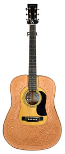 Martin Elvis Presley Signature Acoustic Guitar | Front Cover Full