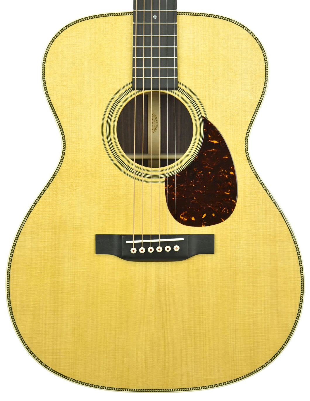 Martin OM-28 Acoustic Guitar in Natural 2339638