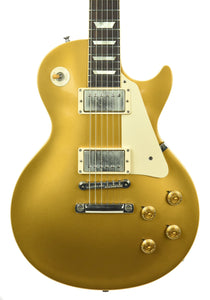 Gibson Custom 1957 Les Paul Goldtop Reissue VOS | The Music Gallery | Front Close