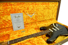 Used Fender Limited Edition Shortboard Mustang | Headstock Back