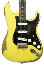 Fender Custom Shop 1962 Stratocaster Relic in Graffiti Yellow Masterbuilt by Dale Wilson CZ544872 - The Music Gallery