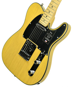 Fender American Ultra Telecaster in Butterscotch Blonde