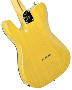 Fender American Ultra Telecaster in Butterscotch Blonde US19079457