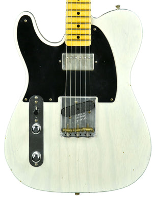 Fender Custom Shop 52 Telecaster Lefty Strung Righty | The Music Gallery | Front Close