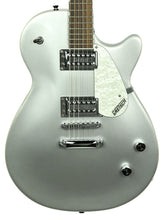 Gretsch G5426 Electromatic Jet Club in Silver CYG19080759 - The Music Gallery