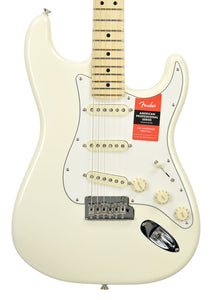 Fender® American Professional Stratocaster in Olympic White US17003379