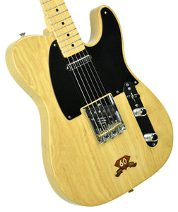 Used Fender USA 60th Anniversary Telecaster in Natural 56019
