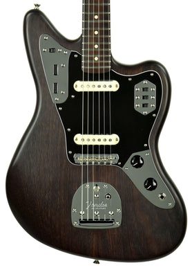 Fender Custom Shop Rosewood Jaguar | The Music Gallery | Front Close