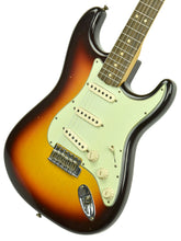Fender Custom Shop 63 Stratocaster Journeyman Relic Chocolate Three Tone Sunburst R103720
