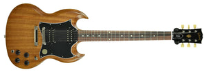 Gibson SG Tribute in Natural Walnut Satin 133190366 - The Music Gallery