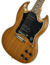Gibson SG Tribute in Natural Walnut Satin 133190366