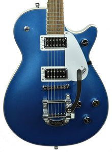Gretsch G5230T Electromatic Jet w/Bigsby in Aleutian Blue CYG19081294 - The Music Gallery
