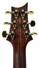 PRS Wood Library McCarty Semi Hollow 594 Leprechaun Tooth | Headstock Back