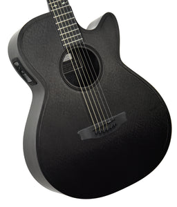 Rainsong CH-WS1000NS Acoustic Electric Guitar  | Front Left