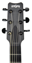 Rainsong CH-WS1000NS Acoustic Electric Guitar | Headstock Front