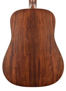 Martin D-15M Acoustic Guitar | Back