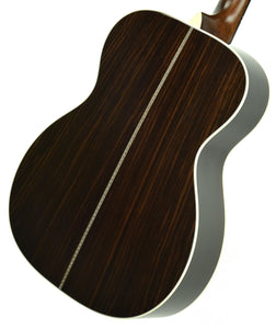 Martin OMJM Acoustic Guitar in Natural 2349887 - The Music Gallery