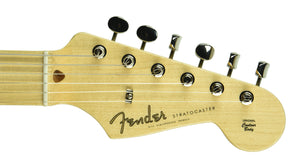 Fender American Vintage '56 Stratocaster | The Music Gallery | Headstock Front