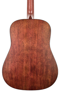 Martin D16GT Acoustic Electric Guitar | Back
