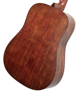 Martin D16GT Acoustic Electric Guitar | Back Right