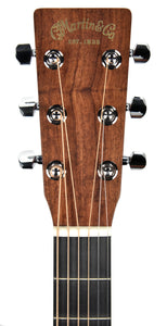 Martin D16GT Acoustic Electric Guitar | Headstock Front