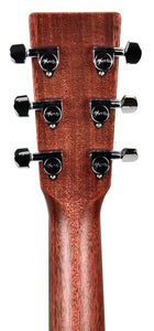 Martin D16GT Acoustic Electric Guitar | Headstock Back