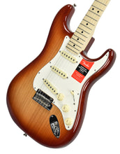 Fender American Professional Stratocaster in Sienna Sunburst US18077534 - The Music Gallery