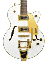 Gretsch G5655TG Limited Edition Electromatic Center Block Jr. in Snow Crest White CYGC18050011